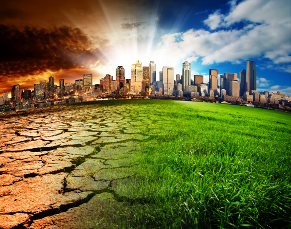 The Co-benefits of a Well Co-ordinated Climate Change Policy
