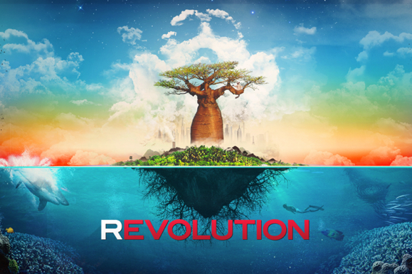 The Evolution of our Planet's Life and the Last Revolution to Save Us as Humans Beings